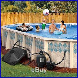 Poolmaster Above Ground Swimming Pool Solar Heater