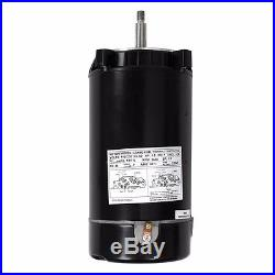 Replacement Pool Pump Swimming Pool Motor Hayward Superflow 1HP 115/230 Voltage