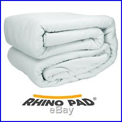 Rhino Pad 24' Ft Round Aboveground Swimming Pool Liner Shield Protector