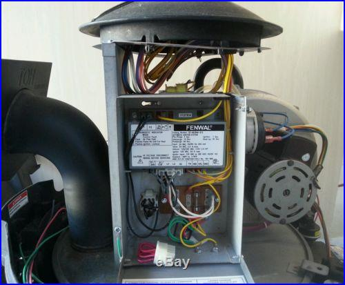 Sta-Rite SR400NA-HD Max-E-Therm Black Natural Gas Pool and Spa Heater, for parts