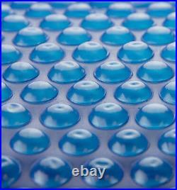 Sun2Solar 16 x 32 Rectangle Blue Swimming Pool Solar Blanket Cover 800 Series