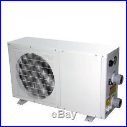 Wärmepumpe ECO5 Poolheizung Poolerwärmung 4,5 kW für Becken bis 18m³ Inhalt