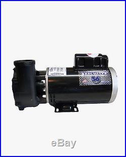 Waterway EX2 Spa Hot Tub Pump, 5HP, 56 Frame, 2 Speed, 230 Volts, 2