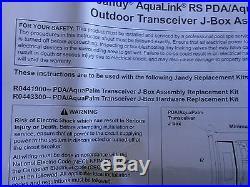 Zodiac/Jandy PDA JBOX, R0441900